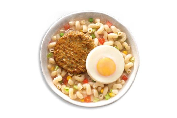Sausage N' Egg Twisty Pasta