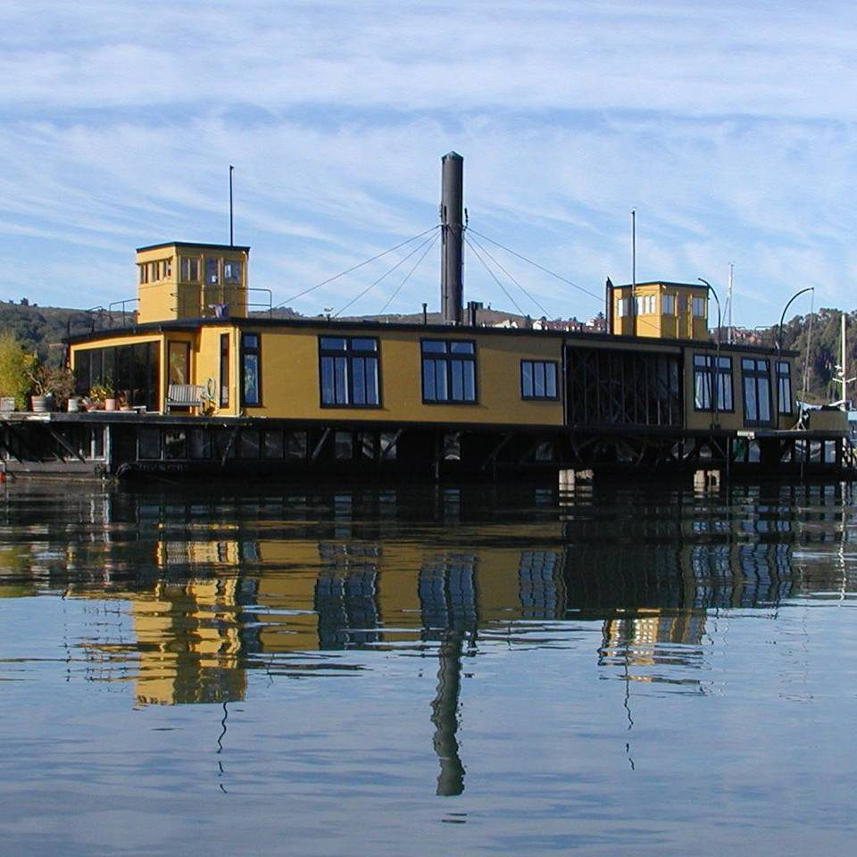 sausalito seattle ferryboat airbnb