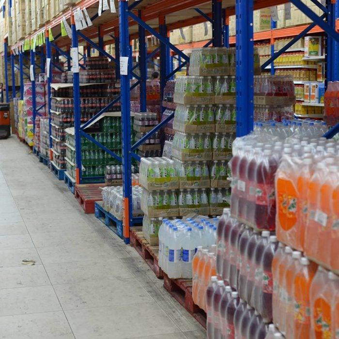 store aisle