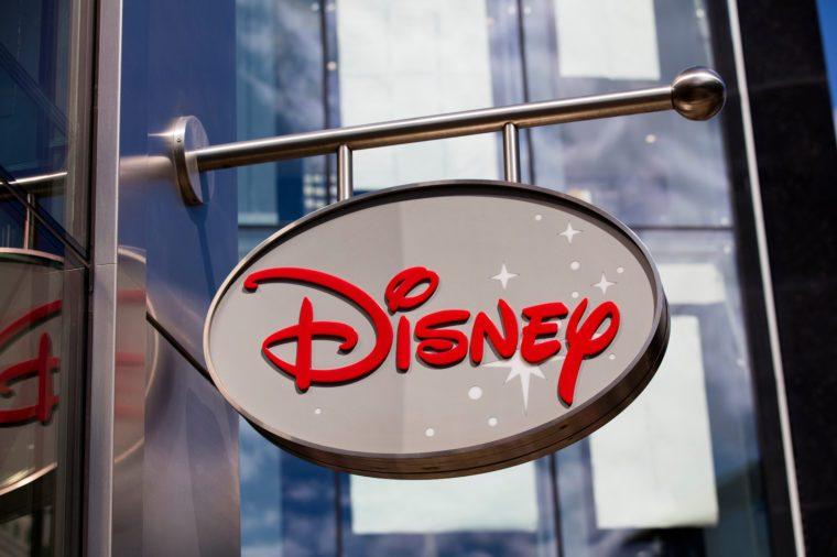 Disney symbol