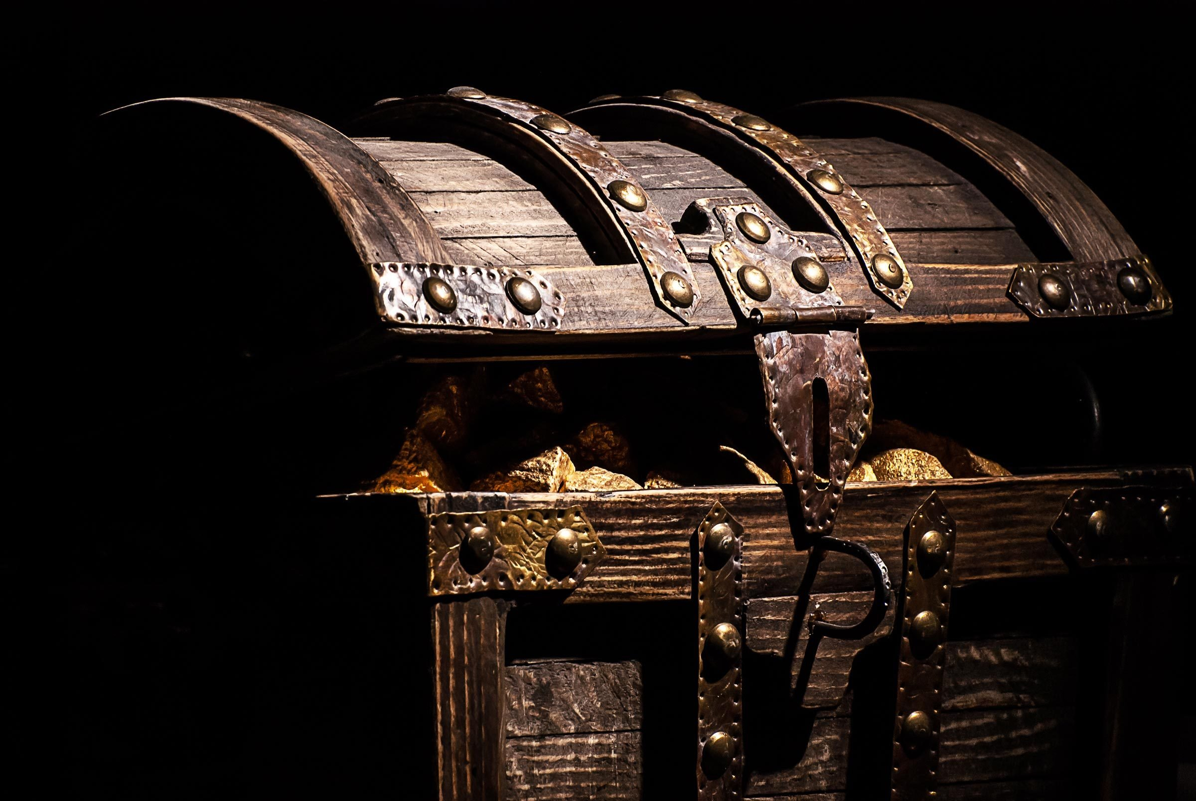 chest of gold