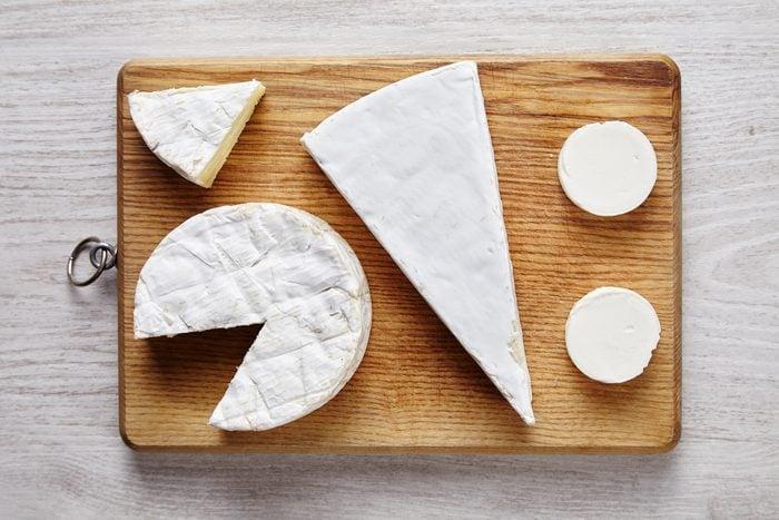 Avangard white soft cheeses