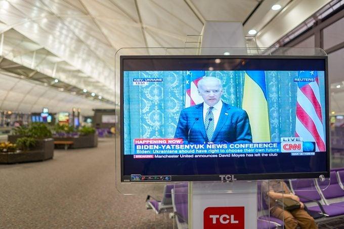 CNN Airport TV