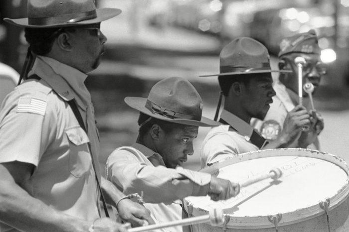 Boy Scouts, Philadelphia, USA