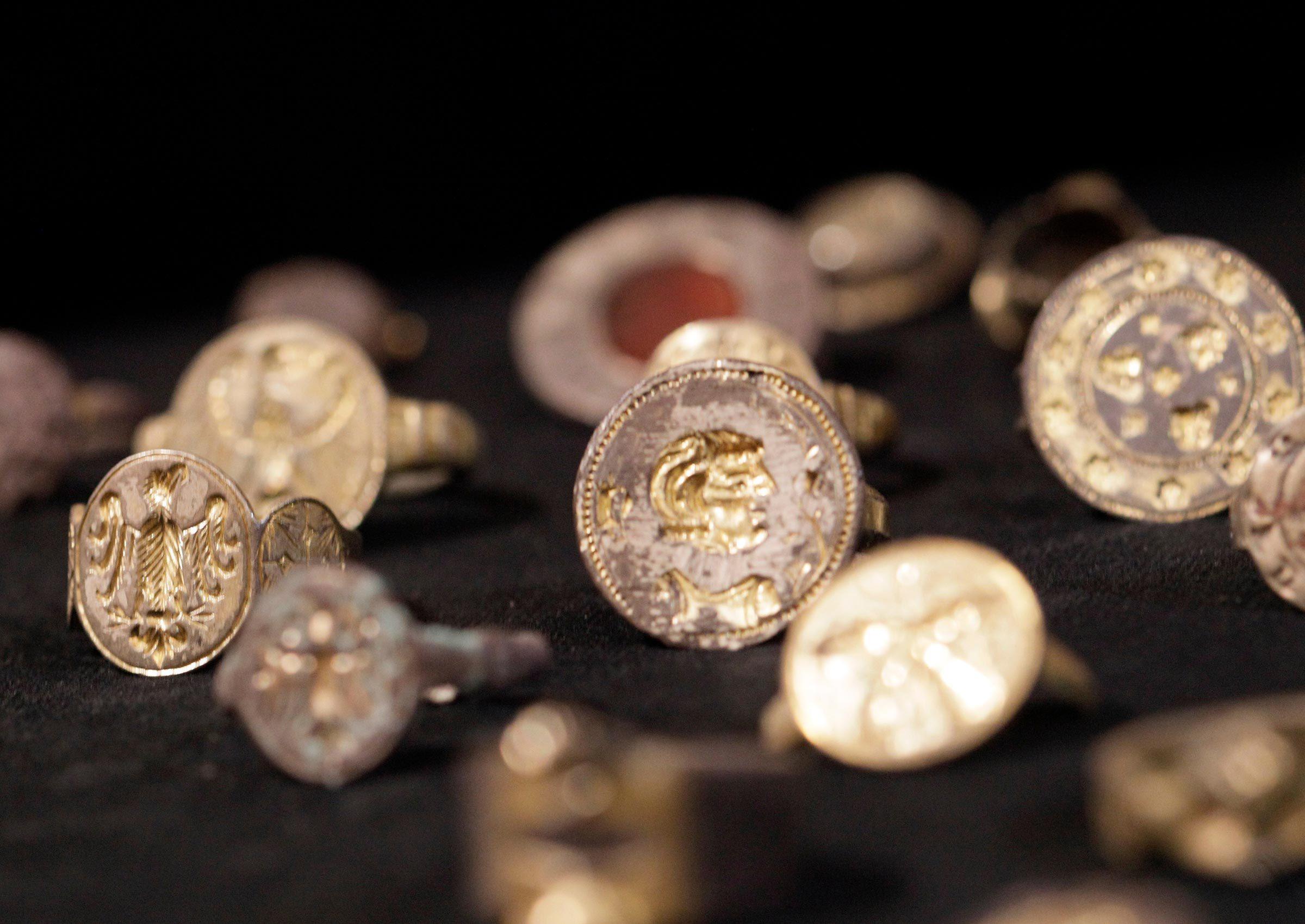 Austria Unearthed Treasure, vienna, Austria