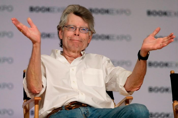 "Author Stephen King speaks at Book Expo America in New York. The house that inspired Stephen King's novel ""Pet Sematary"" is up for sale in Maine. WCSH-TV reports the 113-year-old, four-bedroom Orrington house is being listed for $255,000. The house sits on three acres about 15 minutes south of Bangor. It's also where King wrote the story"