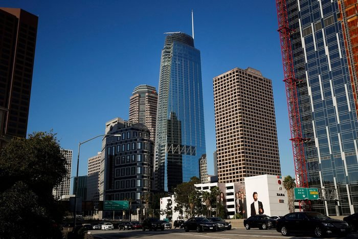 Tallest Building Things to Know, Los Angeles, USA - 22 Jun 2017