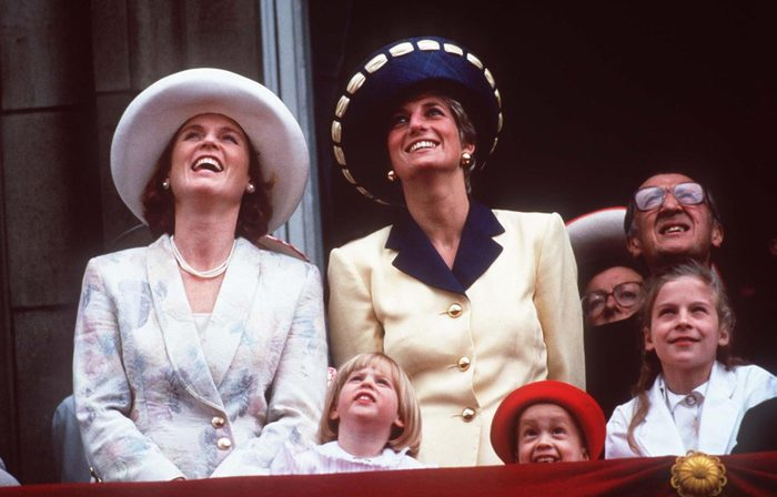 TROOPING THE COLOUR, LONDON, BRITAIN - 1991