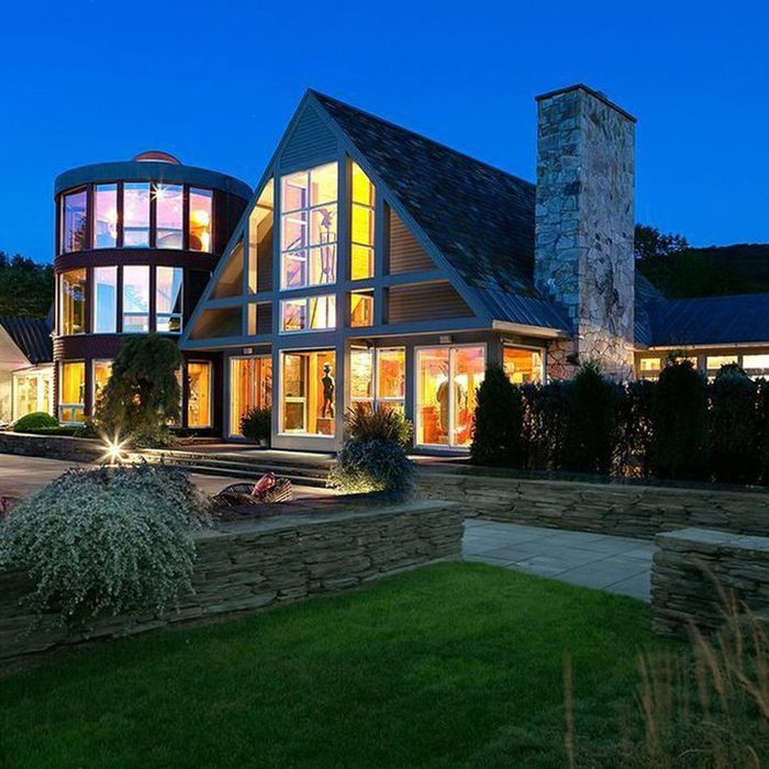 biggest house in Vermont