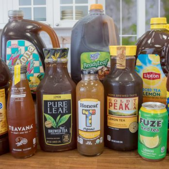 This Is the Best Iced Tea Brand, According to a Taste Test