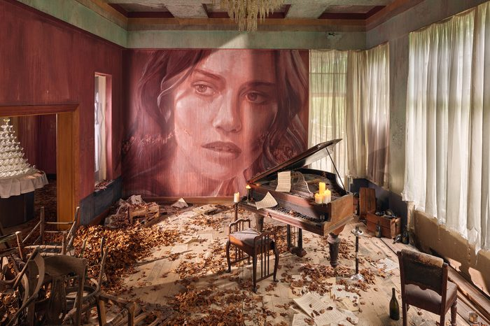 Rone empire abandoned mansion