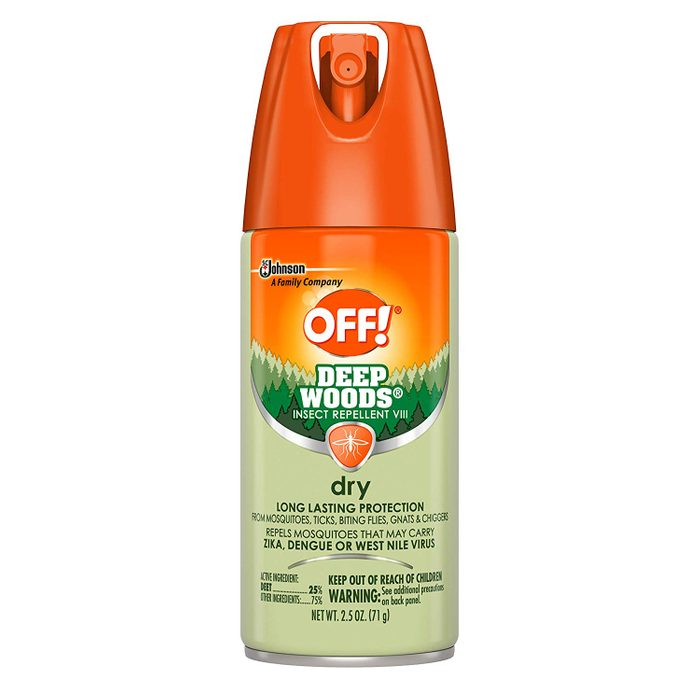 off! deep woods insect repellent