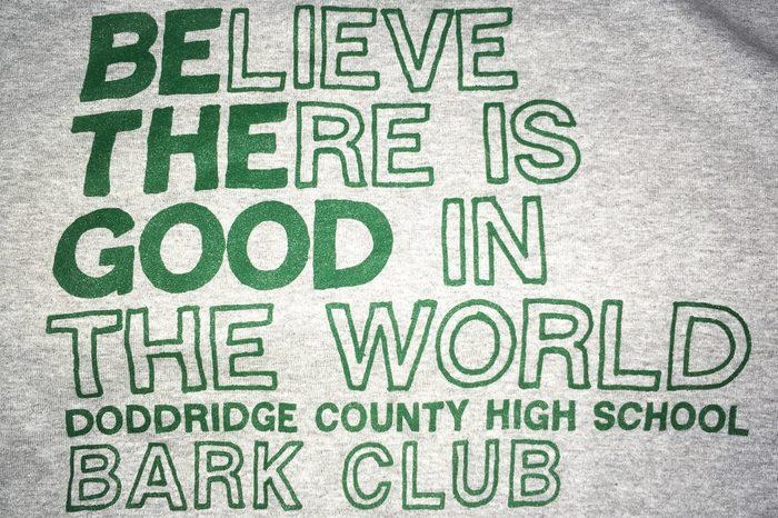 B.A.R.K. Club at Doddridge County High School west virginia nicest place