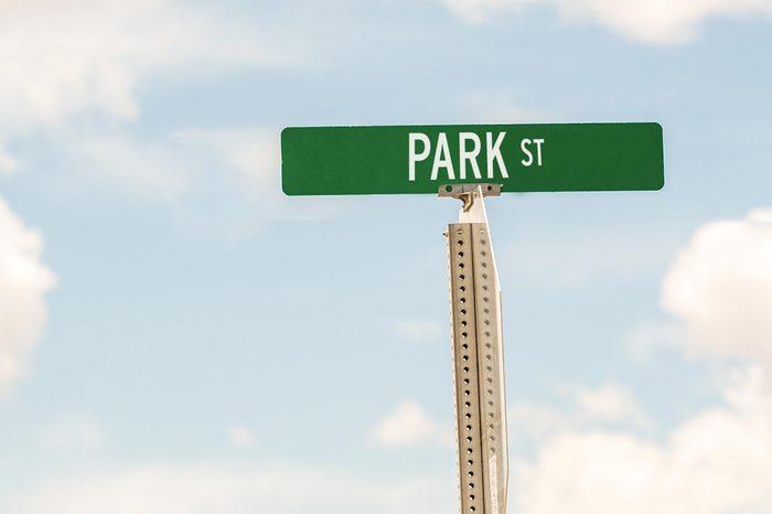 park st