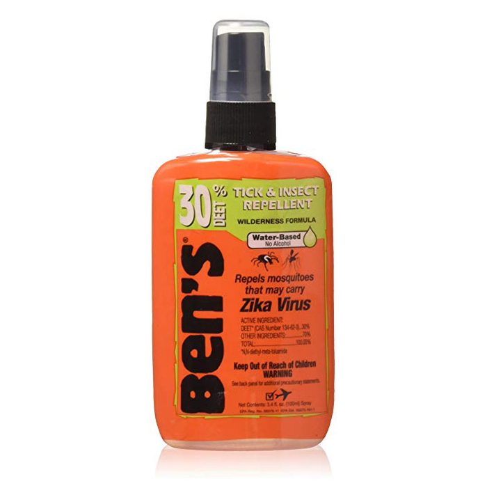 bens tick and insect repellent