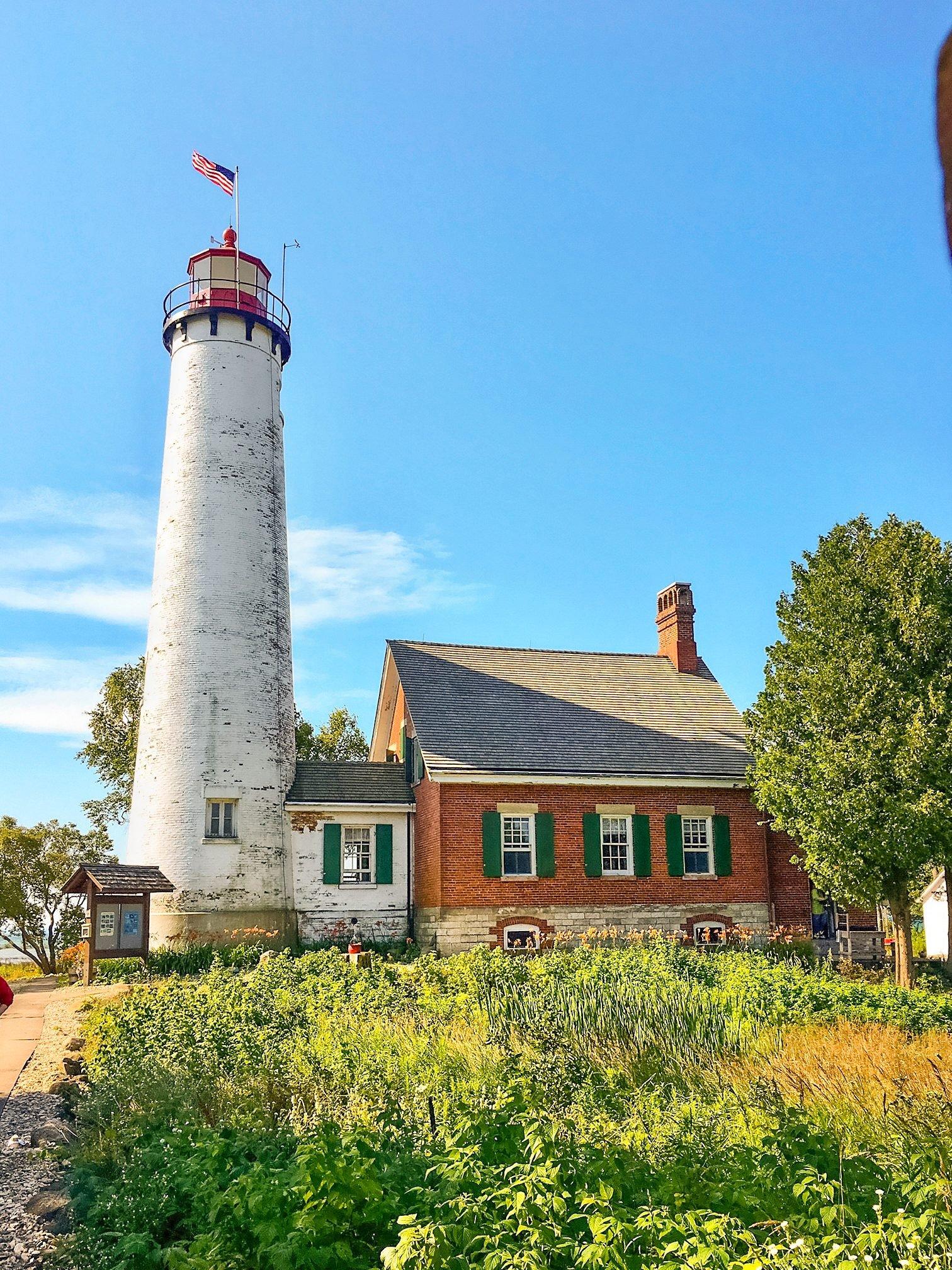 st helena island lighthouse