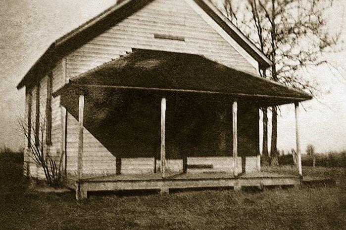 smaller vintage school