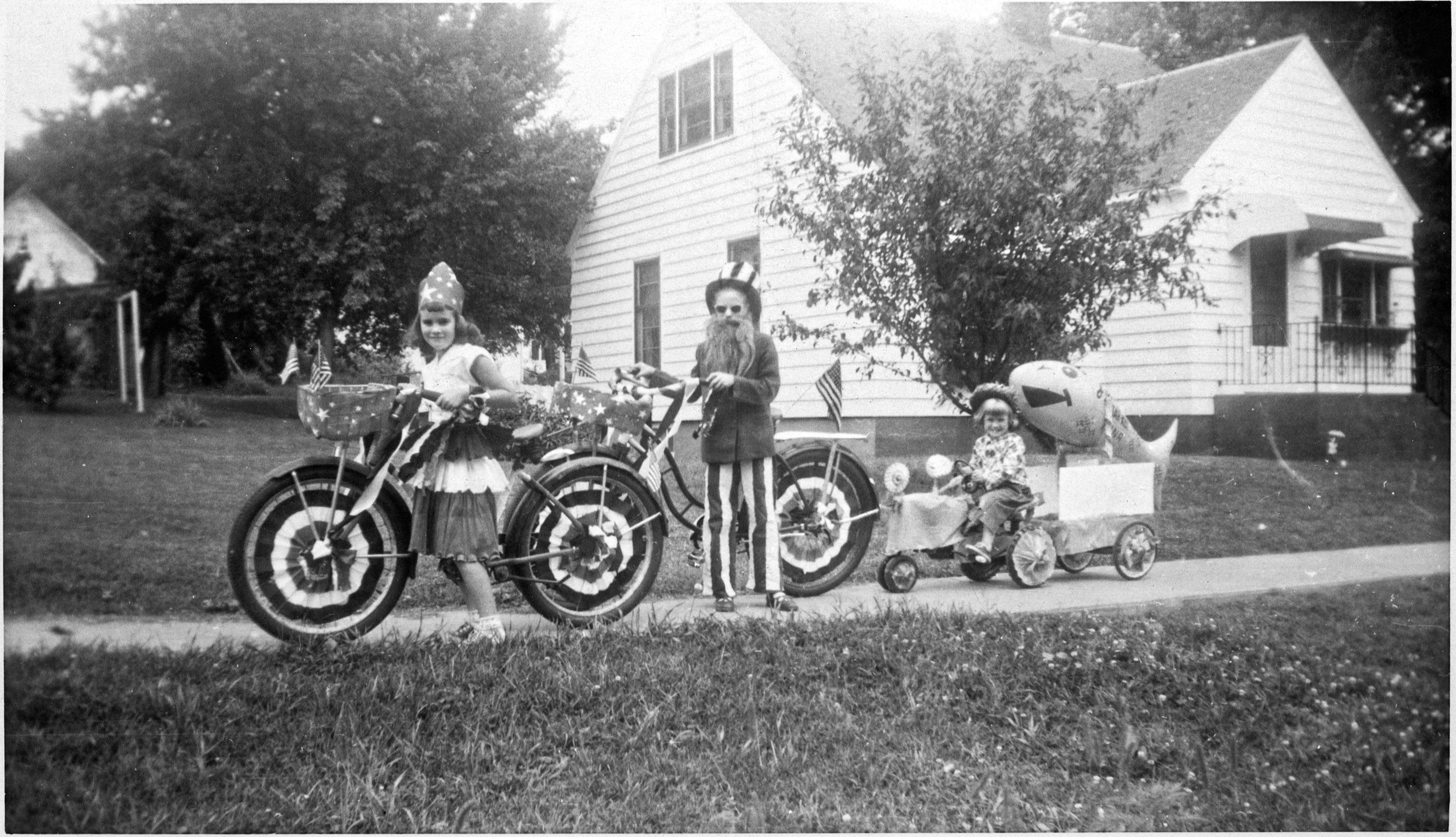 vintage 4th of july