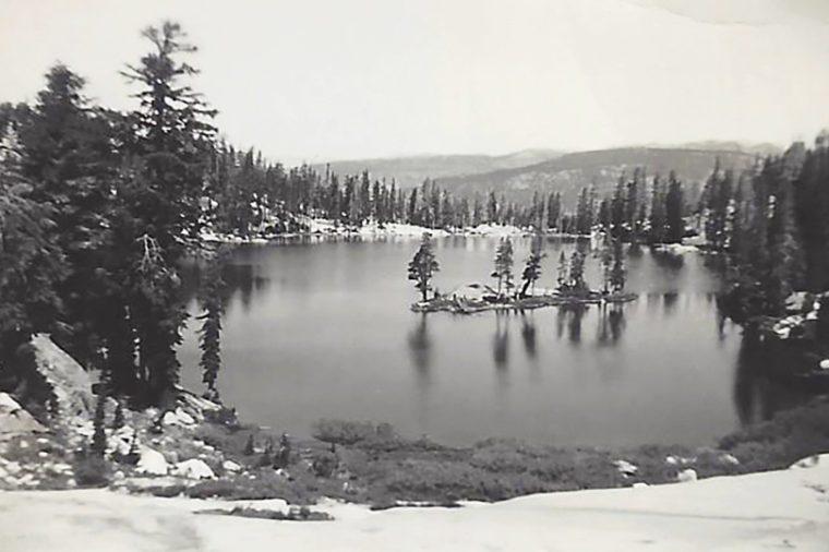 boy scout camp hidden lake yosemite national park