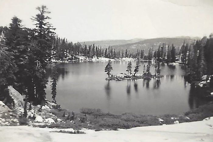 boy scout camp hidden lake yosemite national park