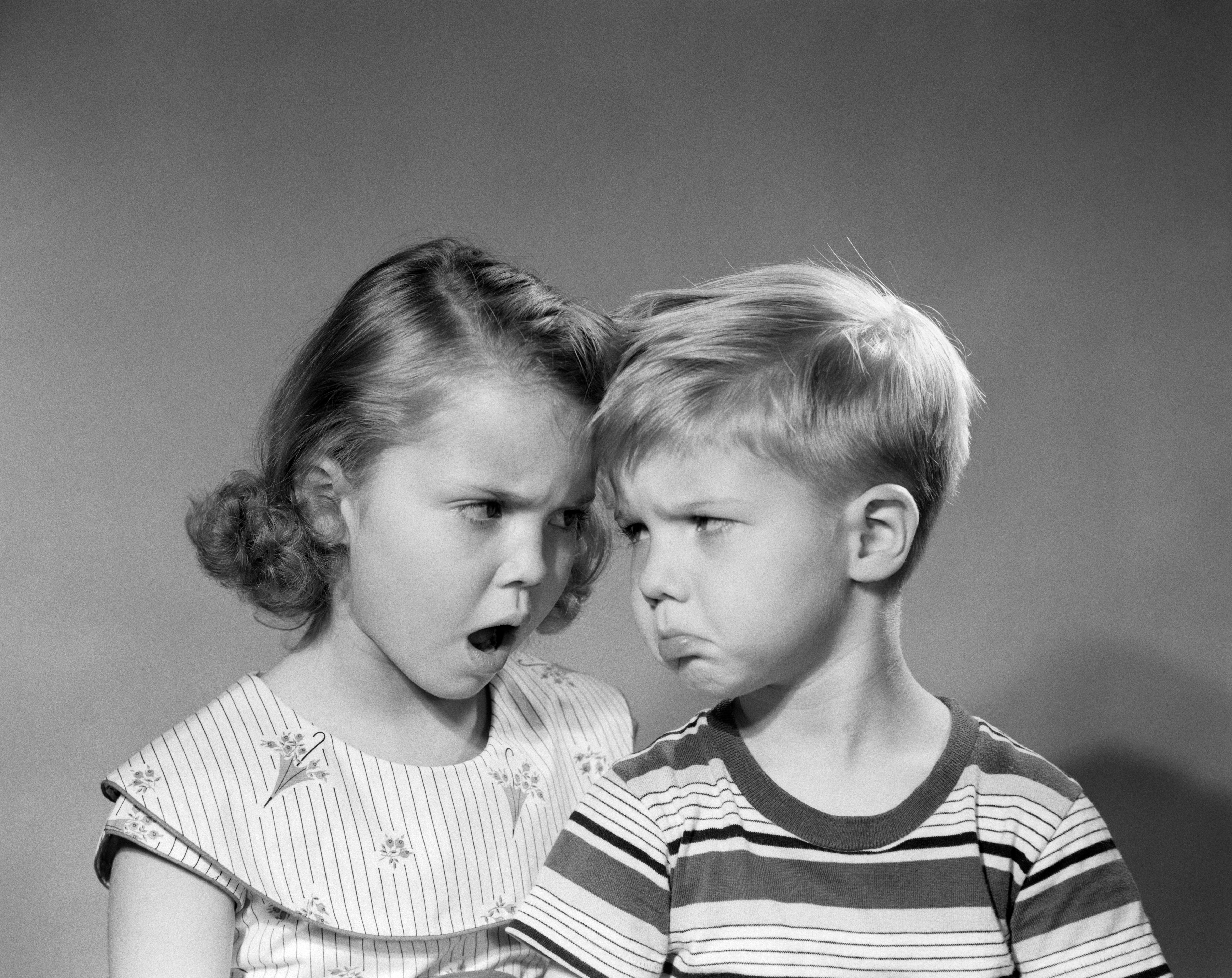 11 Famous Sibling Rivalries Throughout History