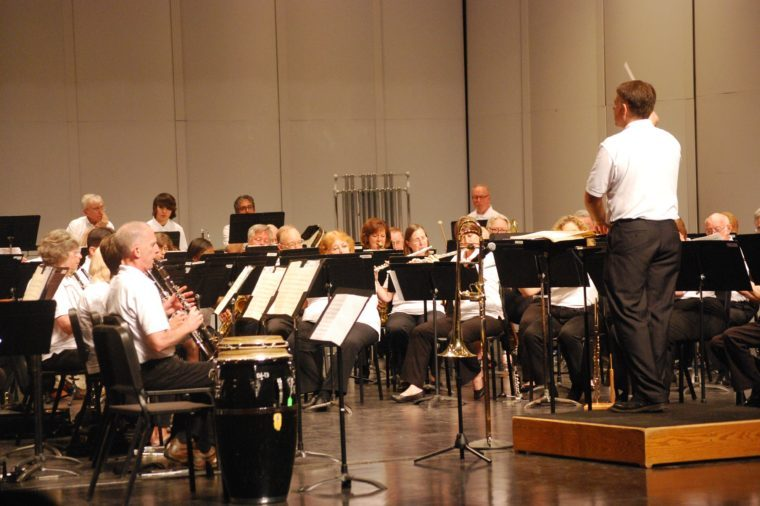 Adult Band Camp at Interlochen Center for the Arts
