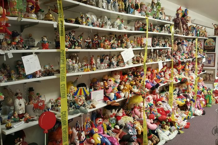 The Klown Doll Museum