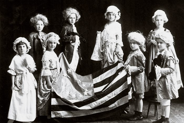 school pageant vintage