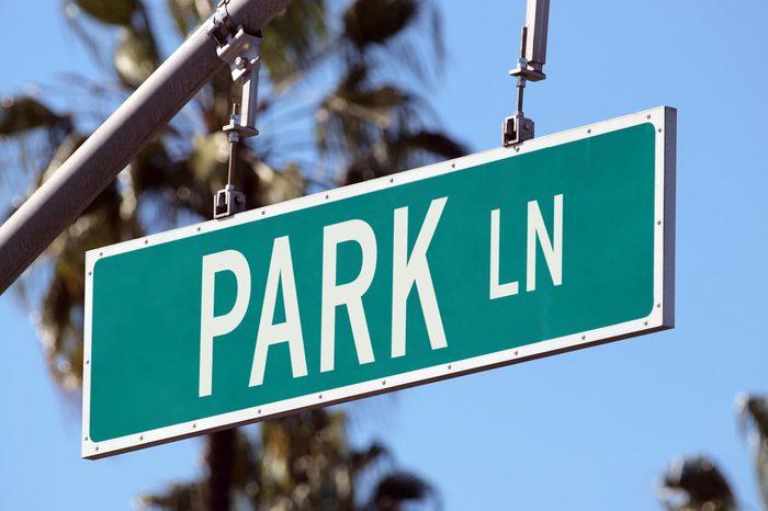 park ln