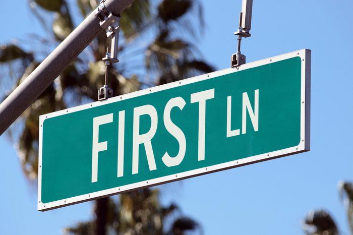 first ln