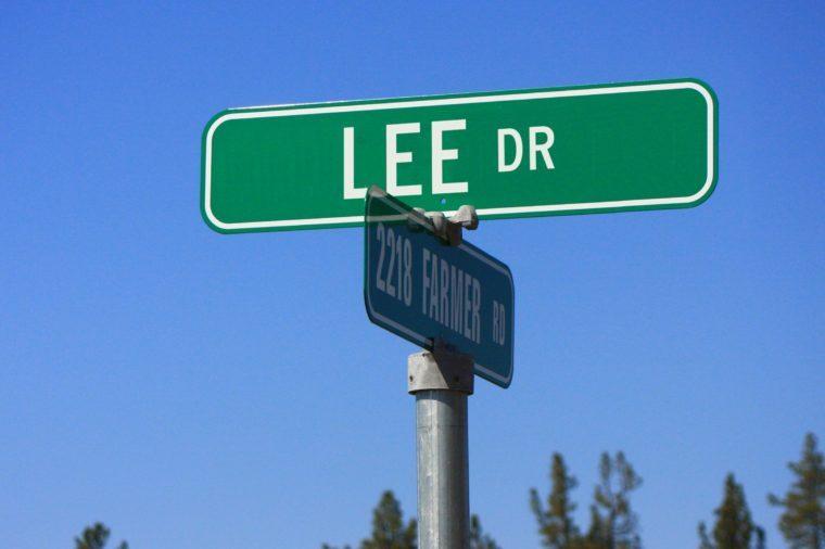 lee dr