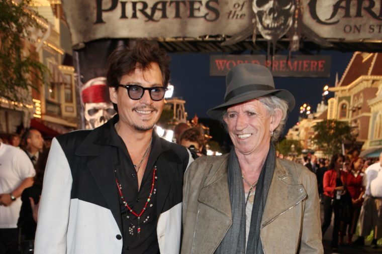 The World Premiere of Disney's 'Pirates of the Caribbean