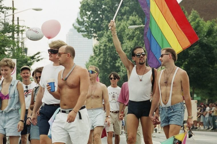 Gay Pride, Atlanta, USA