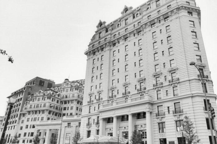 Washington DC Willard Hotel