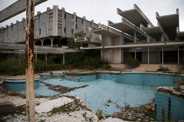 Croatia World Abandoned Places