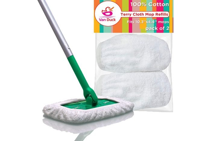 sweeper pads