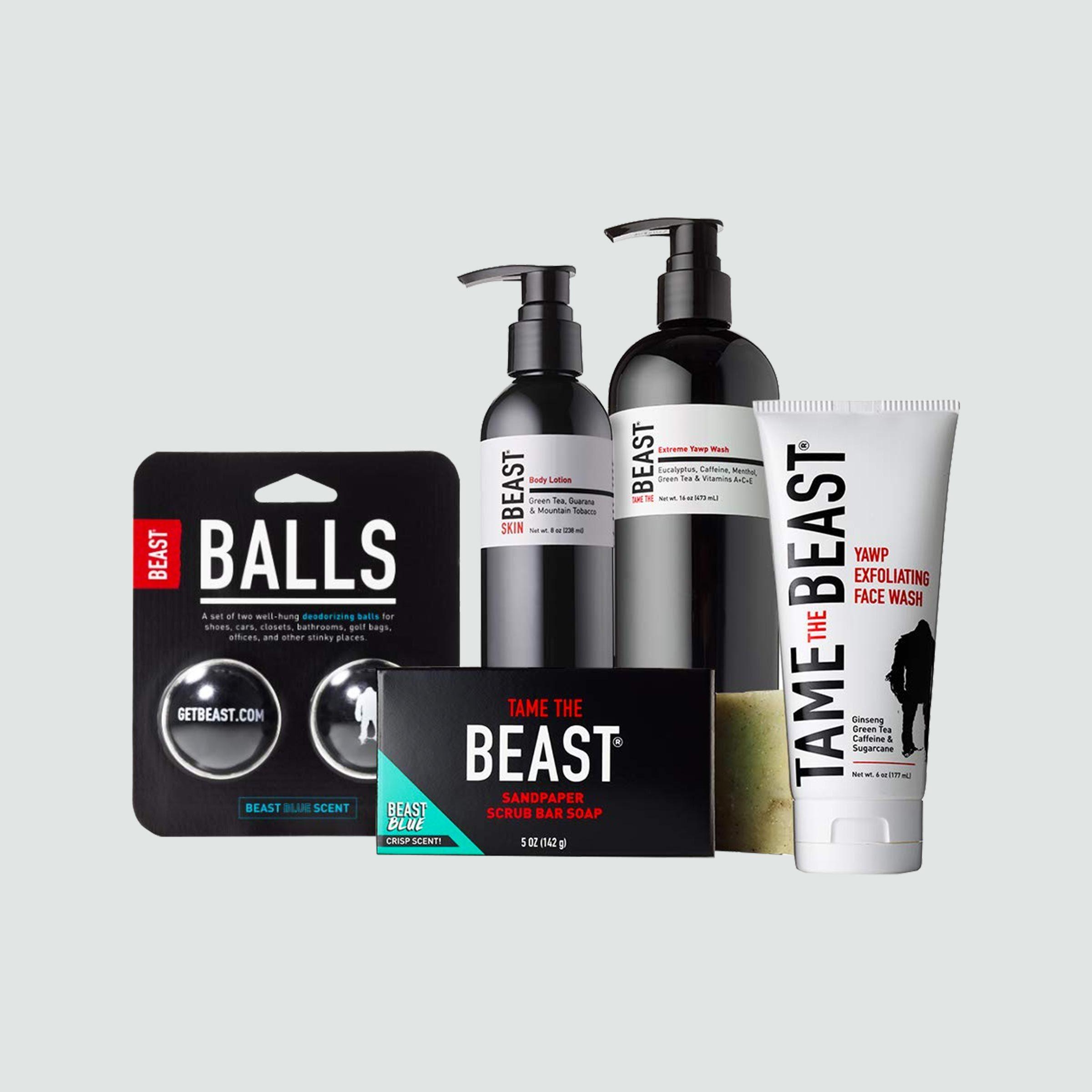 beast soap set