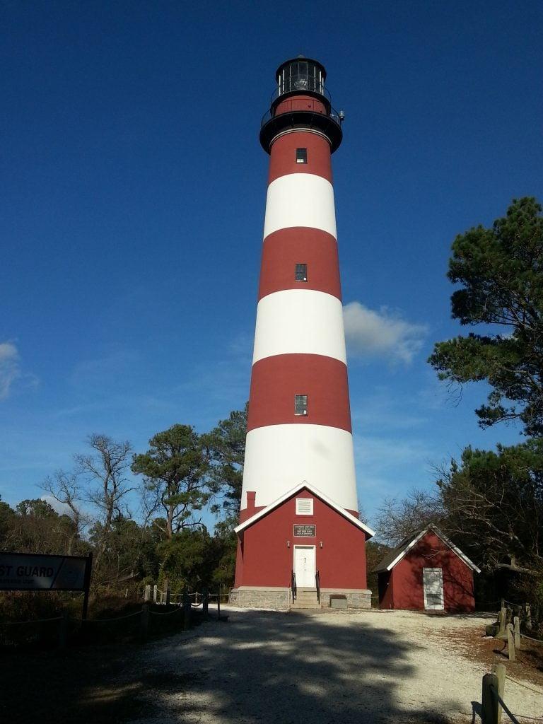 Assateague Lighthouse, Chincoteaque, Virginia