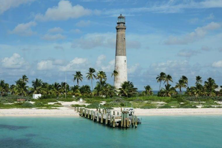 florida keys tortugas national park lighthouse