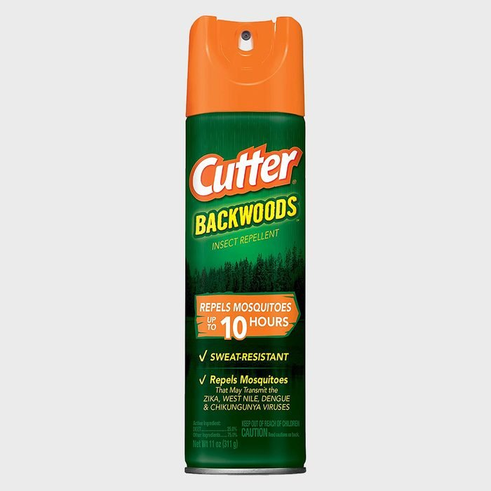 Cutter Backwoods Pest Repellent