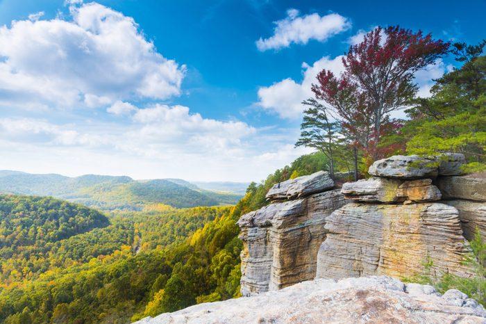 East Pinnacle Lookout
