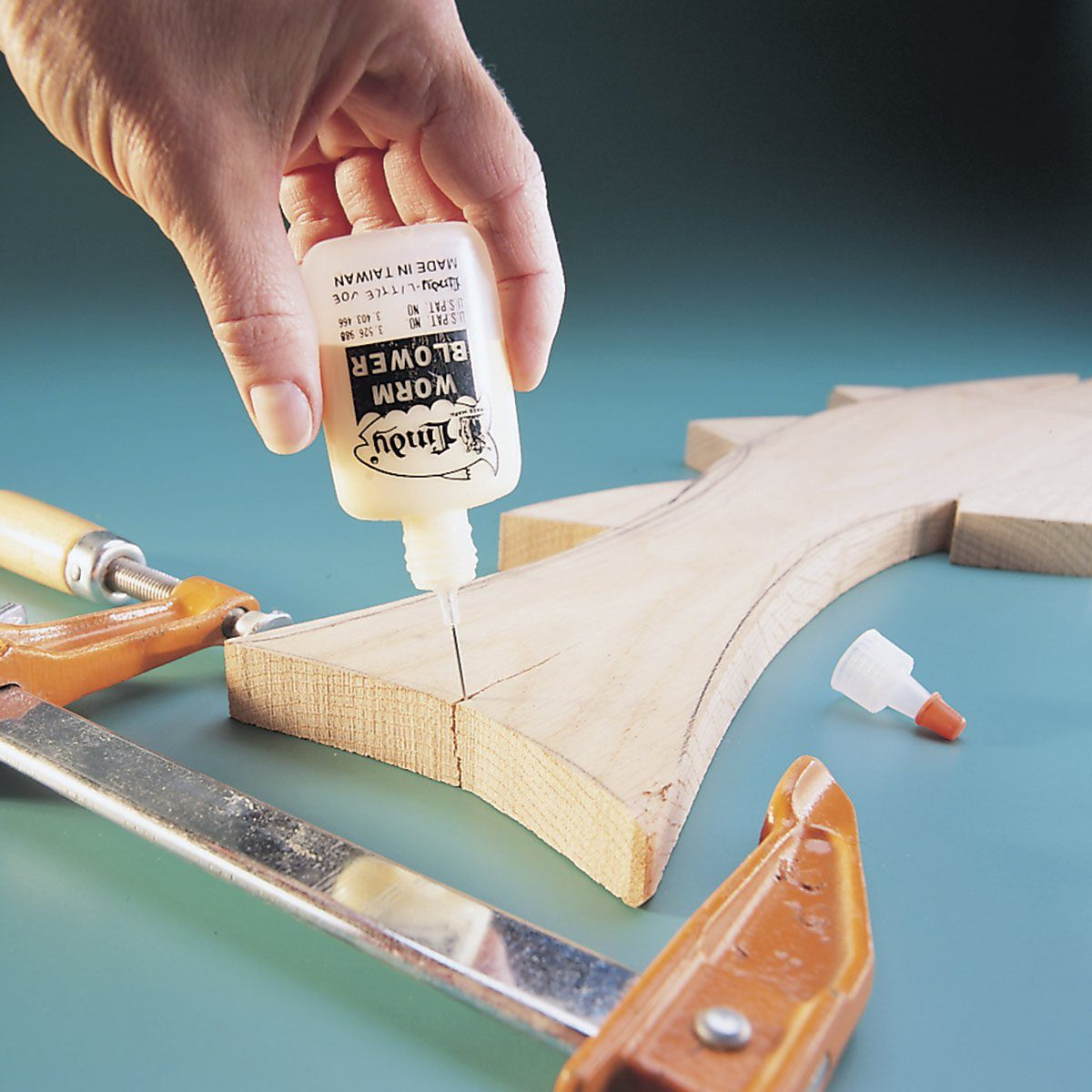 glue injector
