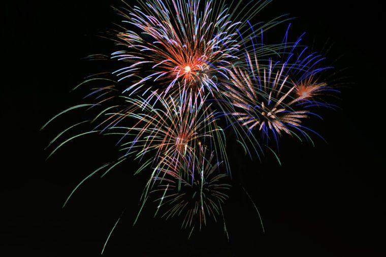 Fireworks Shreveport Louisiana