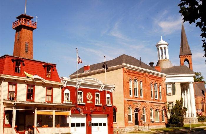 small town goshen
