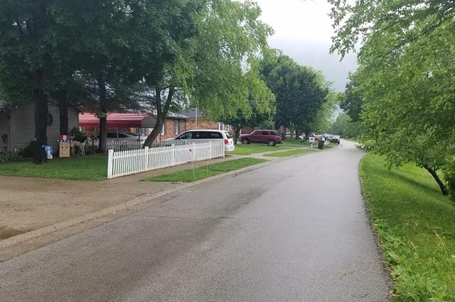 colonial valley winchester kentucky nicest place