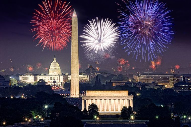 Hotels with the Best Views of Fourth of July Fireworks