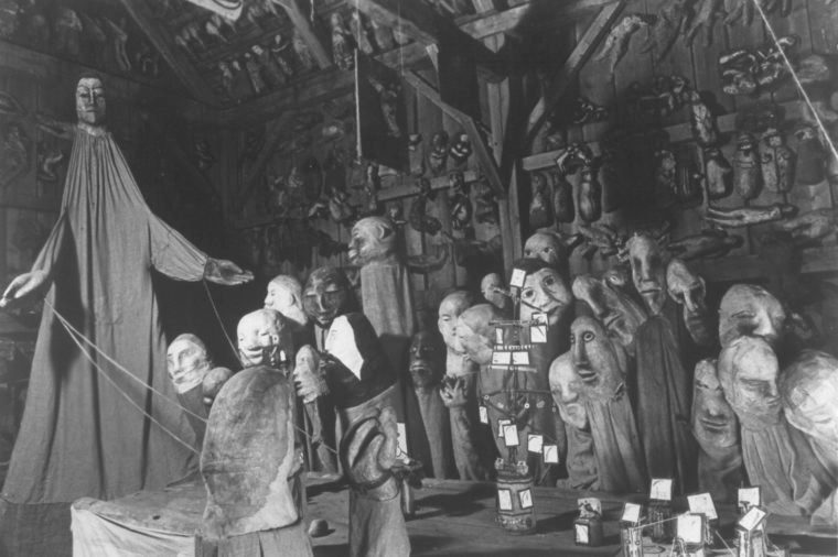 Vermont: Bread and Puppet Theater