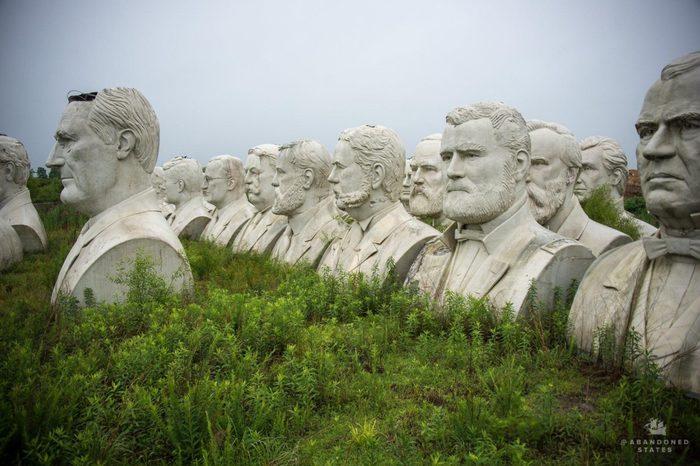 presidents park `