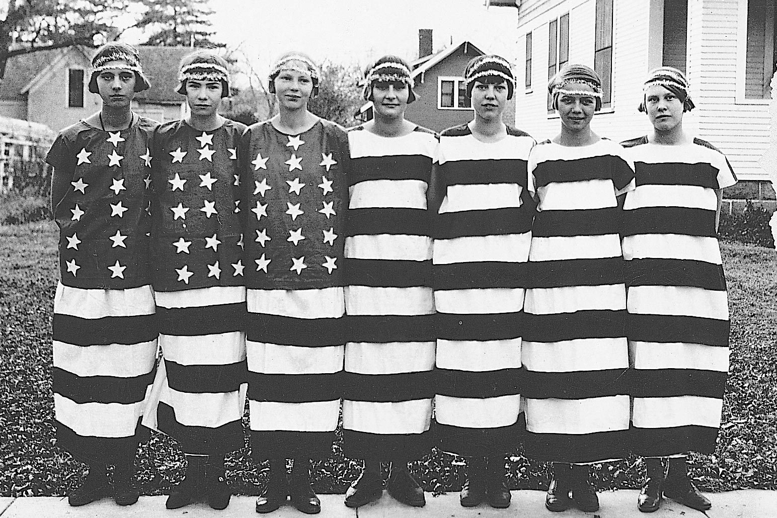 20 Vintage Photos of 4th of July Celebrations