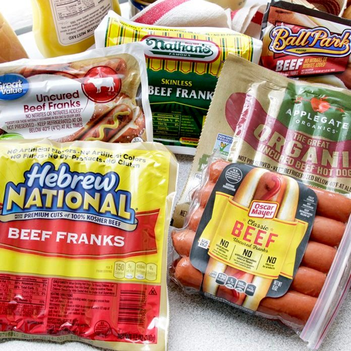 This Is the Best Hot Dog Brand, According to a Taste Test